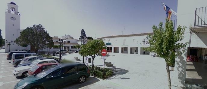 Plaza del Ayuntamiento de San Antonio de Benageber