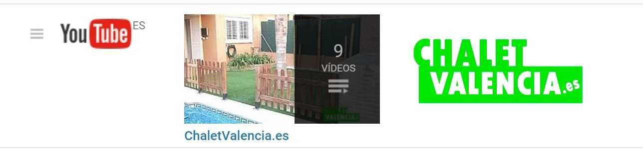 Videos Chalet Valencia