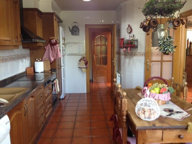 Cocina para vivir en Montecolorado