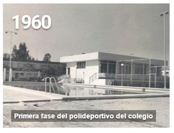 Foto antigua colegio IALE Montealegre