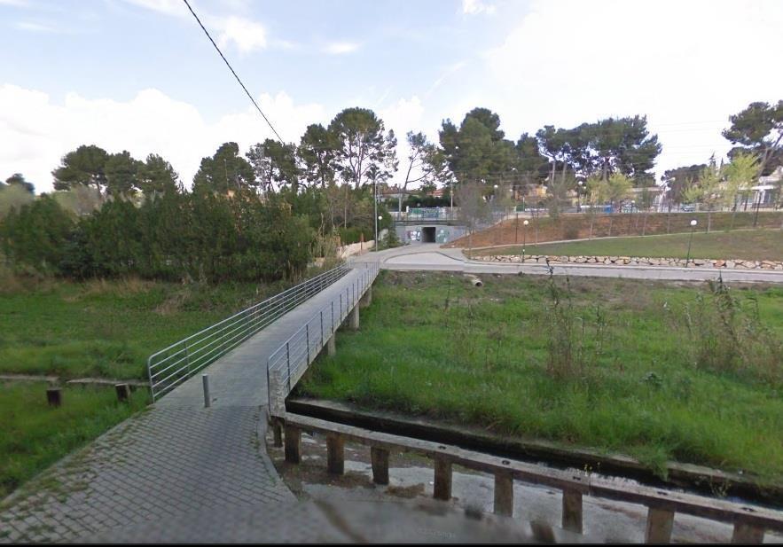 Barranco de Mandor Estación Montesol