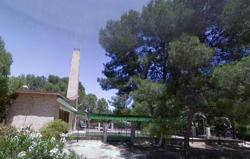 Iglesia de Montesol en La Eliana