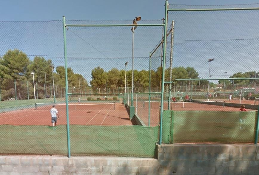 Club de tenis Las Vegas Montesol La Eliana