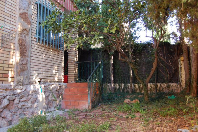 Jardín chalet Valencia