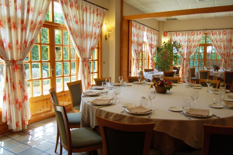 Restaurante Granja Santa Creu Montesano