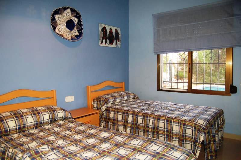 Habitación La Eliana Chalet Valencia