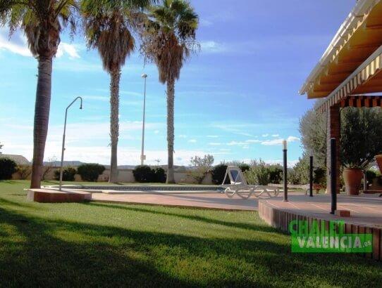 Chalet La Eliana Pueblo