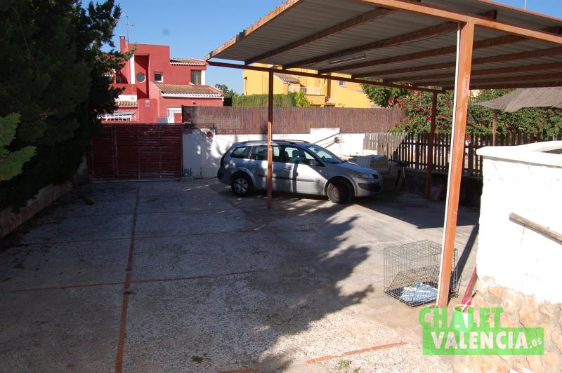 Garaje urbanización El Paraíso La Eliana