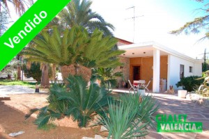 Chalet vendido en urbanización El Paraiso de La Eliana