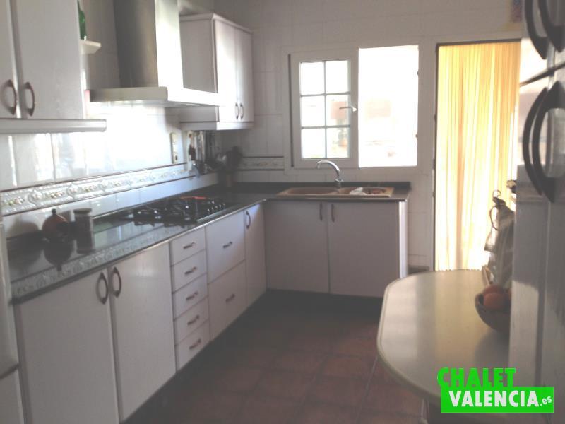 Cocina en Les Casetes La Eliana Valencia