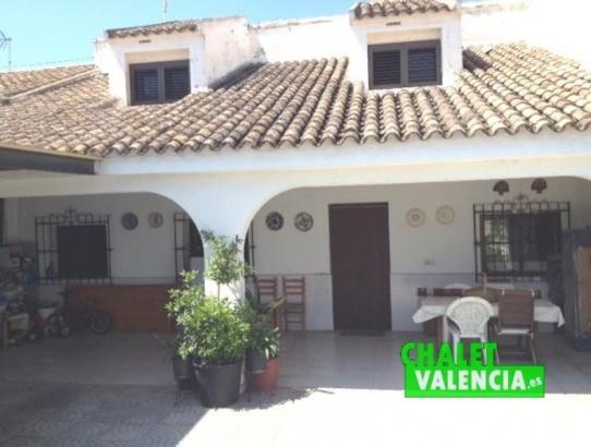 Chalet Les Casetes pueblo La Eliana Valencia