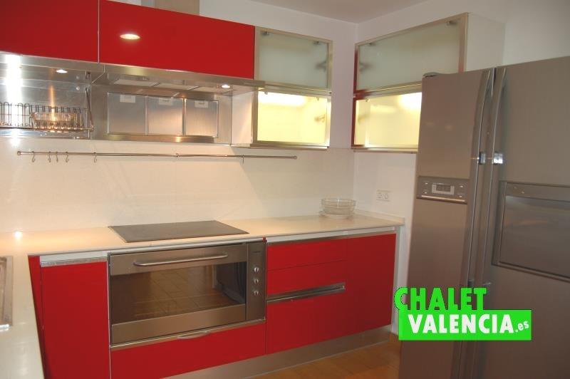 Oportunidad adosado les taules la eliana for Cocinas modernas valencia