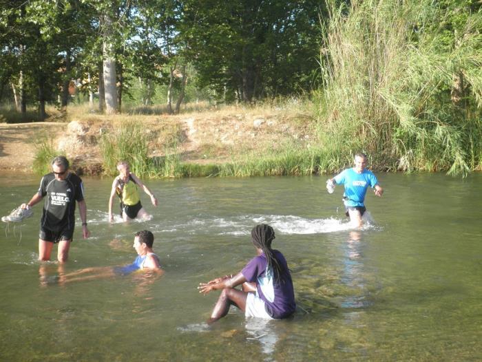 Río Turia Masía de Traver