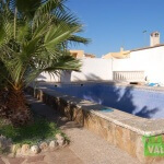 Plot with pool in L'Eliana