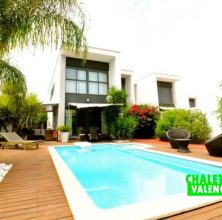 Rent luxury villa San Antonio de Benageber