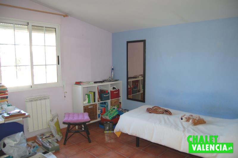 Habitación vestidor Montesol La Eliana Valencia