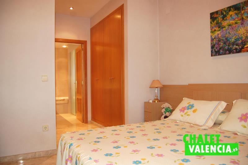 Dormitorio principal chalet El Paraiso