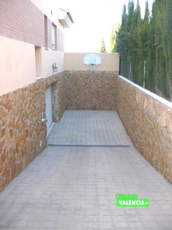 Chalet independiente en gallipont - Rampas de garaje ...