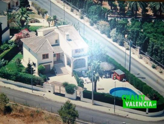 chalet independiente valencia