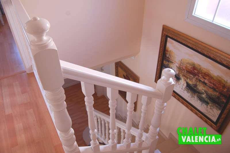Escaleras chalet ideal Maravisa