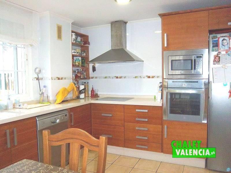 cocina moderna vista calderona Valencia