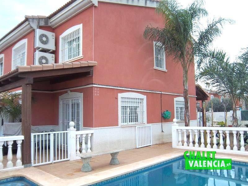 Chalet Vista Calderona La Pobla Vallbona Valencia