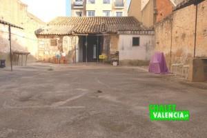Solar pueblo la eliana Valencia