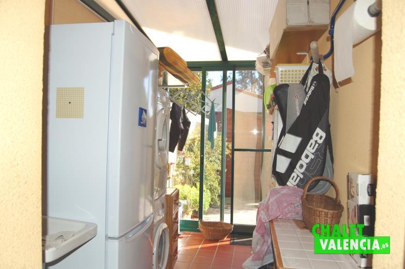 Zona lavadero cocina