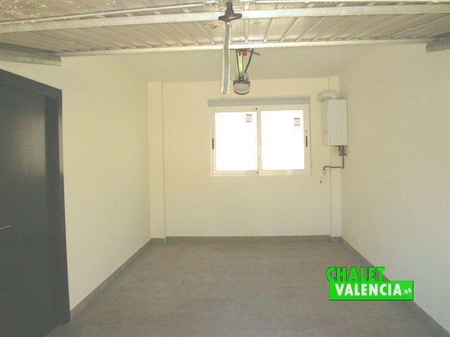 Garaje apertura automática