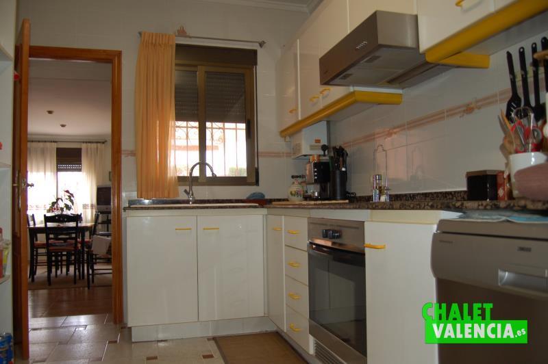 Cocina chalet valencia en La Sima La Pobla de Vallbona