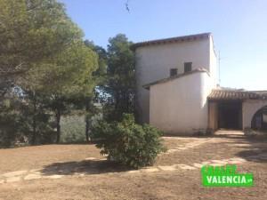 Explanada chalet mansión en Náquera Valencia