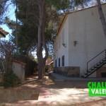 Chalet con dos viviendas en Montealegre La Eliana