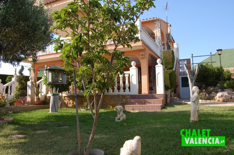 chalet veraneo pobla vallbona valencia