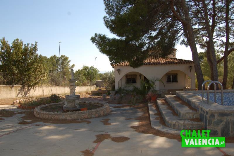 Chalet con pinada en Montesano Valencia