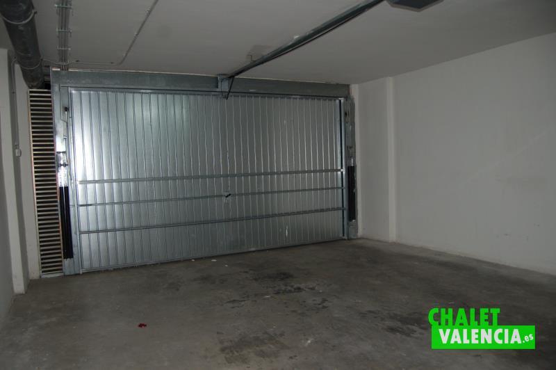 Puerta garaje privado automática