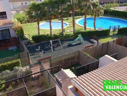 Chalet adosado en venta San Antonio de Benageber Valencia