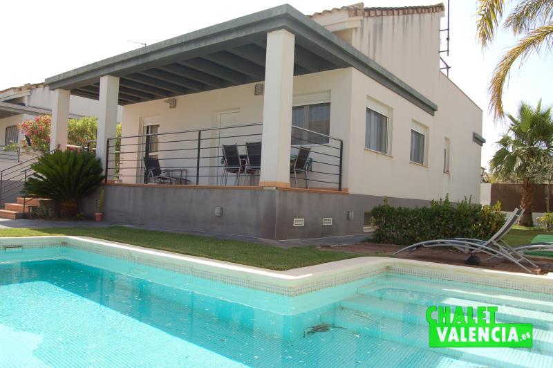 Chalet Valencia Moderno Zona La Eliana