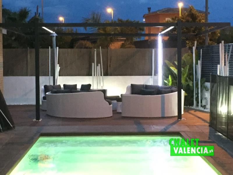 chill-out chalet diseño Valencia