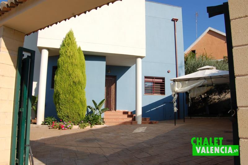 Chalet urbanización Els Pous Ribarroja Valencia