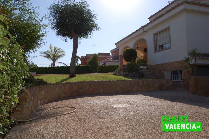 Zona Sur chalet estilo mediterráneo La Pobla Valencia