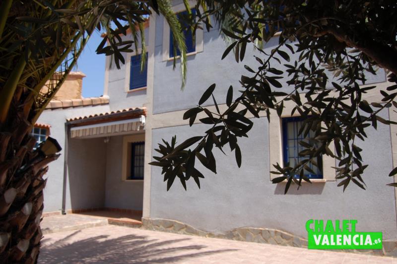 Chalet pareado venta masía traver Valencia