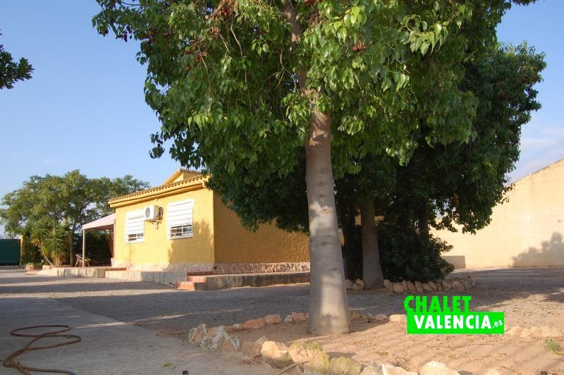 Chalet en el campo cerca Valencia