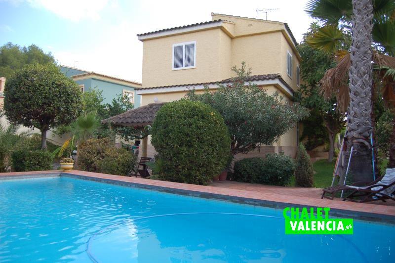 La Eliana zona San Antonio - Chalet Valencia