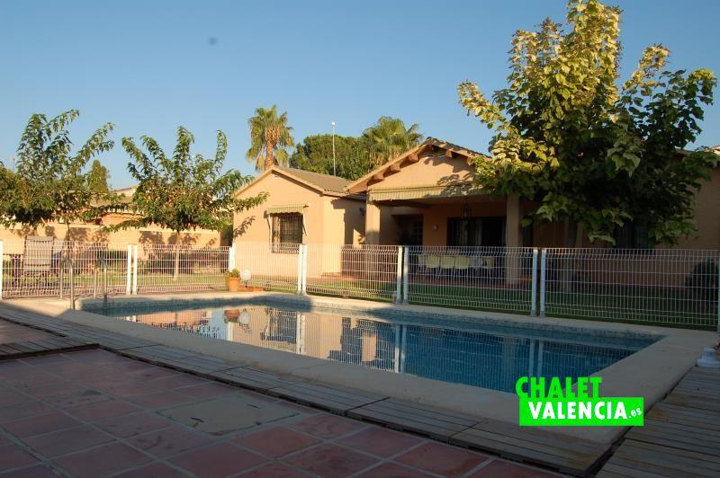 Chalet zona tranquila cerca pueblo La Eliana