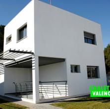Chalet diseño moderno El Perigall Bétera Valencia