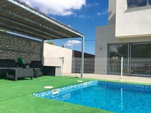 Chalet de nueva construcción en Valencia