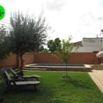 Chalet en una sola planta en Montealcedo
