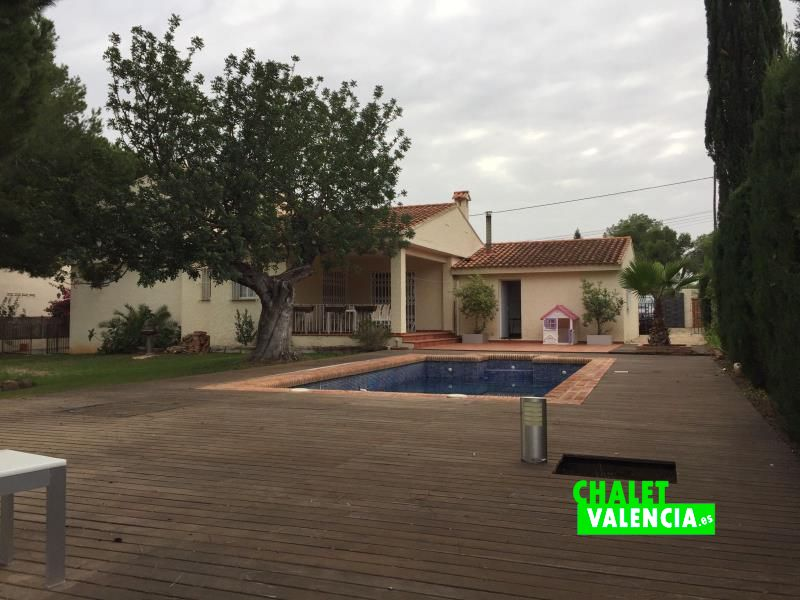 Chalet ideal relax y deporte Valencia