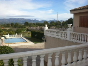 Chalet bonitas vistas Calderona Betera Valencia