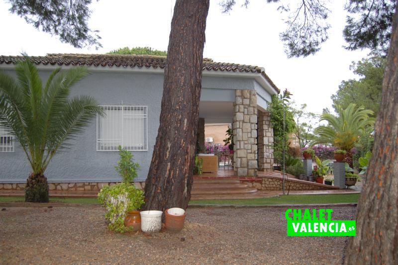 Chalet 6 habitaciones junto a Valencia
